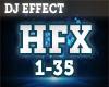 DJ Effect - HFX1-35