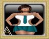 (AL)Jai Dress Teal SL