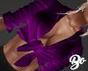 *BO Blouse Purple
