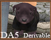 (A) Pit Bull Puppy Purse