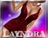 *L* Sexy Red Dress AF