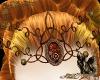 Steampunk Cameo Tiara