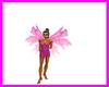 #pink fairy wings
