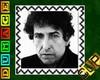Stamp Bob Dylan