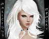 White Fanny Hair
