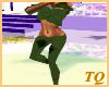 ~TQ~green workout fit