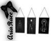 Dark Magic Wall Hangings