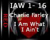  R  I Am What I Ain't