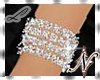 (NS) Dimond Bracel L!!