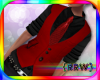 {r} Stem Red Blk Vest