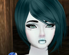blue elf hairs