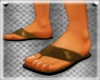 Polo BR Leather FlipFlop
