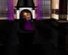 lge purple/gold ballroom
