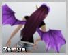 [Zlix]Purple Devil wings