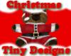 *T Christmas SantaBear