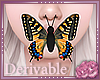 Drv. Mouth Butterfly