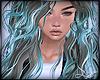:.L.:Venessa Hair Teal