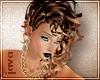 ! Brunette Gold Gabrie