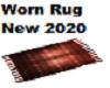 Worn Rug New 2020
