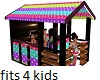 kids scaler playhouse