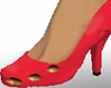 strawberry shoe