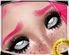 Sad Eyebrows Pink Kawaii