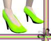 Siren Shoes LIME