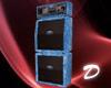 Blue Amp D
