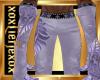 [L] Lilac Pastel Pants M