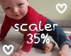 м| 35% Baby Scaler