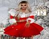 dress xmas Mme love