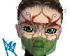Enamel Flower Mask