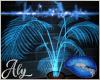 Vibrations Neon Fern