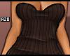 Mini Brown Dress