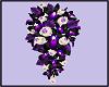 Cosmic Storm Wed Flowers