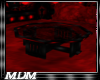 (M)~VampireRed Red Table