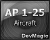 *dm* FX - Aircraft 1 (d)