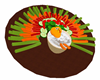 Veggie-Tray-Turkey