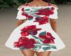 Roses Doll Dress