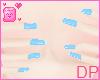 [DP] Long Blue Nails