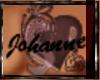 Johanne/ Heart Tat