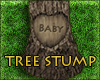 Tree Stump Baby