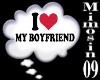 SIGN I LOVE MY BOYFRIEND