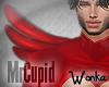W° Mr Cupid WIngs