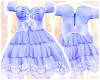 <3 Sweet Doll Dress Blue