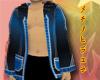 Rai™ Plain Jacket Blue