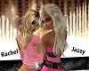 Rachel n Jaz Sticker