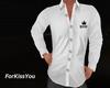 Sexy White Shirt Boss