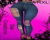 Ripped Jeans RXL