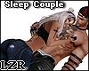 Sleep Couple Pose